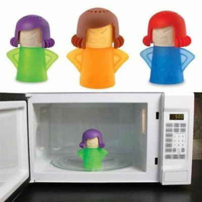 Microwave Dampfreiniger Oven Freshener Refrigerator Cleaning Tool Angry Mama PR