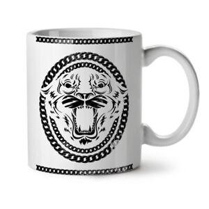Beast Wild Mad Animal NEW White Tea Coffee Mug 11 oz   Wellcoda