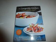 THE LONGEVITY KITCHEN - MAT EDELSON, ET AL. REBECCA KATZ (HARDCOVER)127