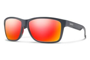 Uz Smith Fre 64 Polarizzato Sunglasses Occhiali Sole Grigio Da Sage Size ZnwHx