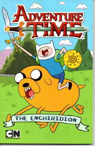 1 of 1 - Adventure Time - the Enchiridion by Hardie Grant Egmont (Paperback, 2013) *VGC*