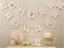 Grand-19x15CM-Joyeux-Anniversaire-Bunting-Banniere-Pastel-Hanging-lettres-Party-Decor miniature 5