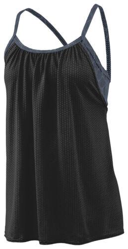 Augusta Sportswear Women/'s New Comfortable Racerback Sleeveless Tank Top 2422