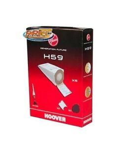 HOOVER-H59-Sacchetti-Aspirapolvere-ATHYSS-JUNIOR-35600279-5pz-filtri