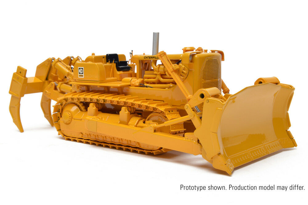 ::CCM Cat D9G Dozer with 9R Rip Blade Caterpillar 2018 Release only 1,000