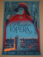 Laurent Durieux Phantom of the Opera Movie Poster Print 2013 Lon Chaney