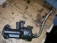 Vintage Ford 871 Diesel Tractor Engine Oil Pump Parts As Is