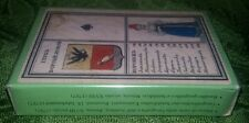 RUSSIAN PLAYING CARDS GEOGRAPHY HERALDRY - Russia, XVIII Century (1787) - SEALED