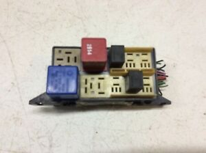 image is loading 1992-1996-jeep-cherokee-fuse-relay-box
