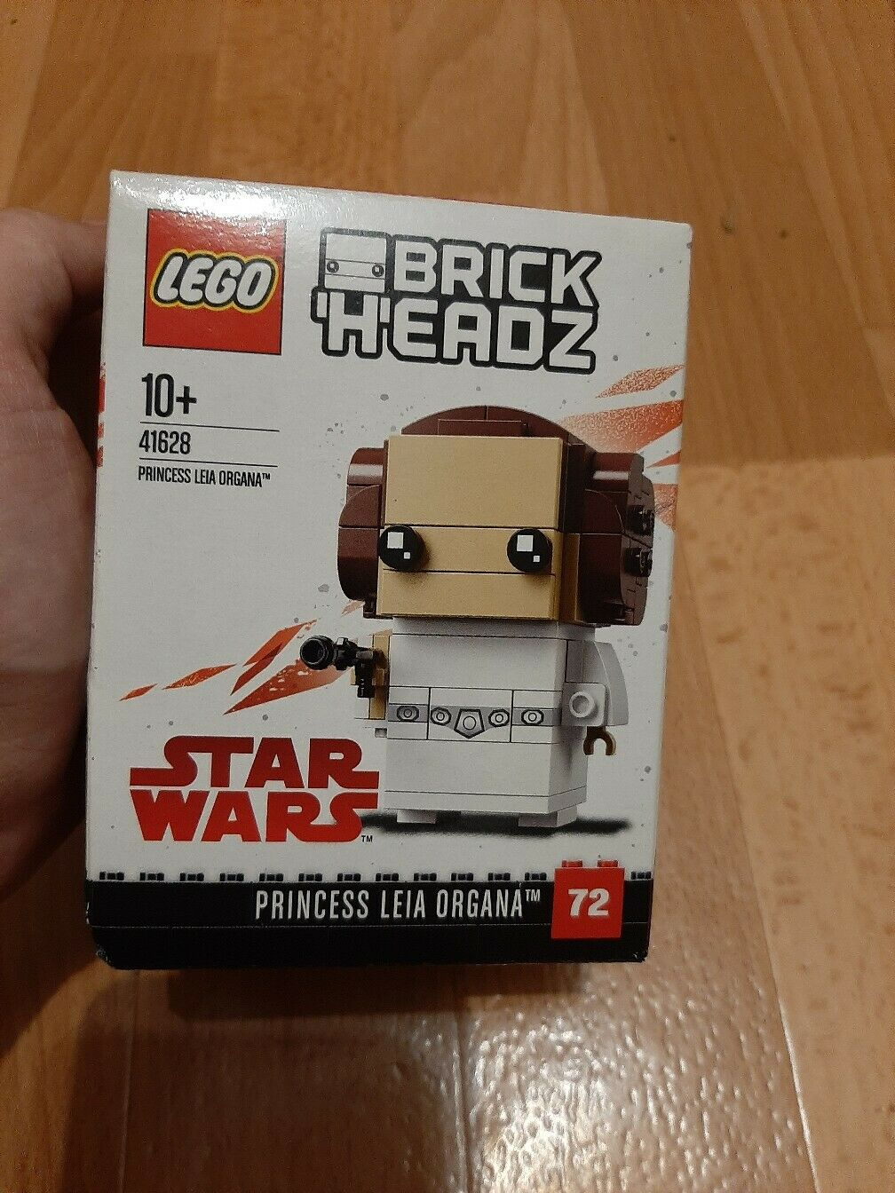 41628 Principessa Leia organa Brickheadz