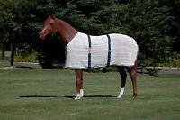 Baker Anti-sweat Sheet / Irish Knit Cooler - Natural - Sizes: 76 Through 84