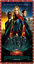 "11/"" x 6/"" CAPTAIN MARVEL-Metal Sign-Man Cave Pub Bar CINEMA Jude Law Jackson"