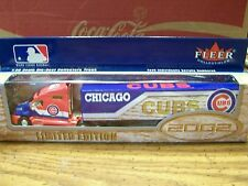 MLB,  2002  CHICAGO  CUBS,  KENWORTH  1:80  SCALE,  FLEER  COLLECTIBLES