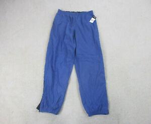 NEW-VINTAGE-Ralph-Lauren-Polo-Sport-Pants-Adult-Medium-Blue-Spell-Out-Mens-90s