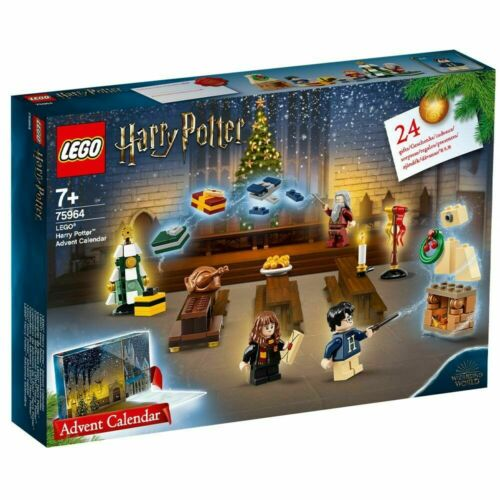 LEGO Harry Potter 75964 Harry Potter Advent Calendar Age 7 305pcs