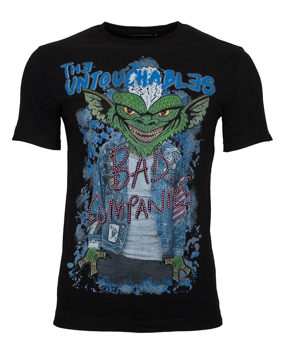 THE UNTOUCHABLES Herren T-Shirt BAD