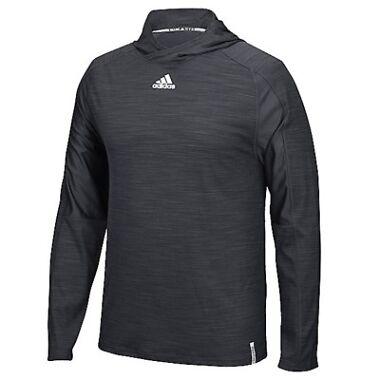 Adidas Men's Modern Varsity Training Hoodie (Black)