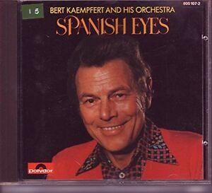 Bert-Kaempfert-Orch-Spanish-eyes-16-tracks-1965-76-CD