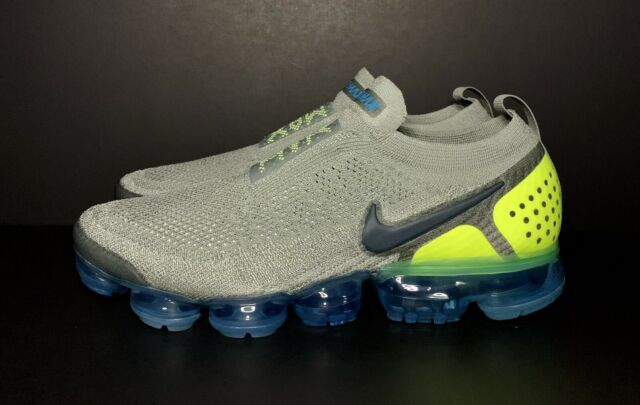 low priced e8ab8 ace01 Nike Air Vapormax Flyknit MOC 2 Mica Green AH7006-300 Size 11.5