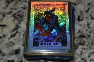 1994-Marvel-Masterpieces-Limited-Edition-Holofoil-8-Spiderman