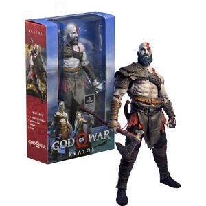 Details About God Of War 2018 Kratos 7 Action Figure