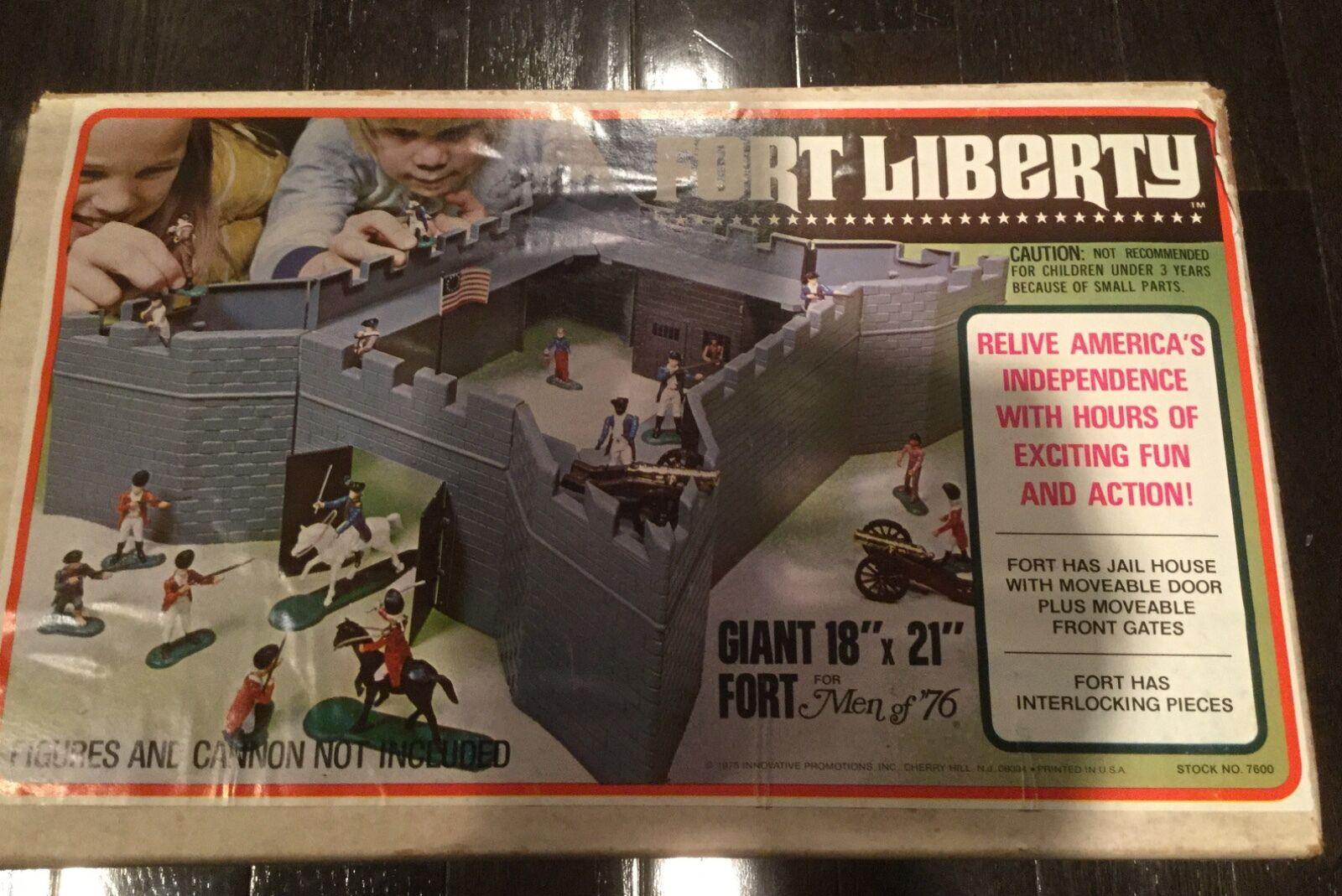 Fort Liberty hombres de 76 Guerra Revolucionaria fuerte. al innovador promociones.