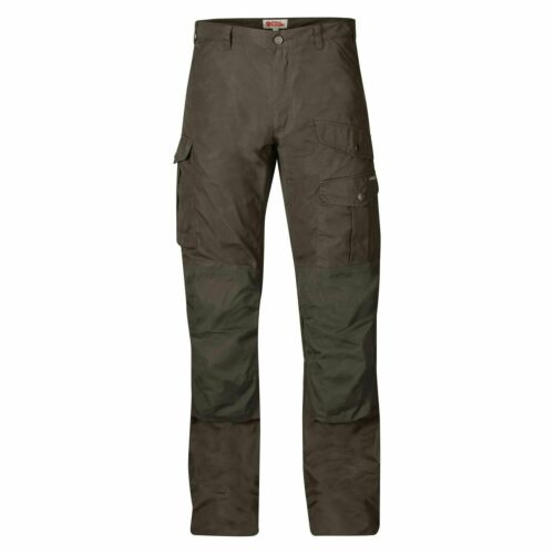 Fjäll Räven Hose Barents Pro Trousers Dark Olive Outdoorhose Angelhose