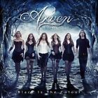 Black is the Colour by Arven (CD, Aug-2013, Massacre Records)