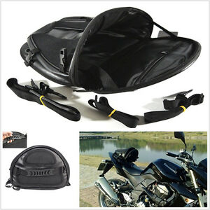 d8b6c8d81 Image is loading Waterproof-Motorcycle-Bike-Sports-Luggage-Tail-Box-Tank-
