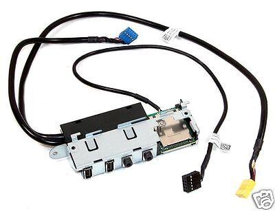 Dell Inspiron 3646 3647 front I//O USB Card Reader GMFV7 4DPHV Audio