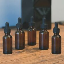 1oz Dropper Bottles 30ml Glass Essential Oil Container Usa Wareshouse