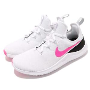 free shipping 1e968 281fb Image is loading Nike-Wmns-Free-TR-8-VIII-White-Pink-