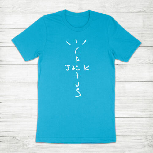Travis Scott Meal Cactus Jack Rapper Symbol Unisex Kids Toddlers Tee T-Shirt