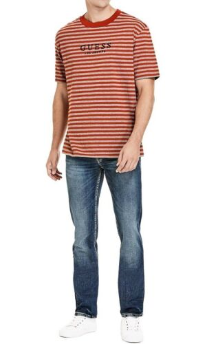 Guess Oversized Striped Men/'s T-shirt