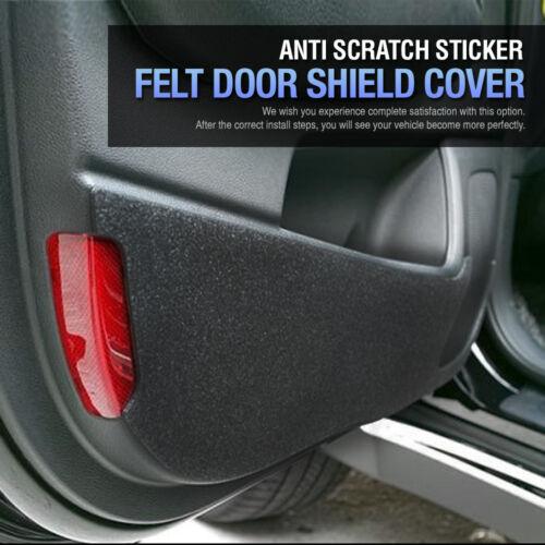 Felt Door Shield Cover Scratch Kick Protector For RENAULT 2017-2018 Talisman SM6