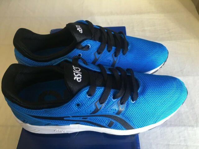 ASICS Gel Kayano Trainer EVO Retro Running Shoe, BlueBlack