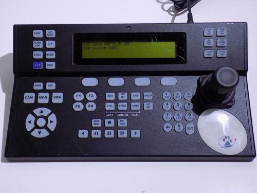 KBD 6000 Cathexis Security Surveillance Video Camera Controller