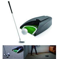 Adult Mini Golfer Toy Indoor Sports Golf Game Set Gift Trainer Children Training