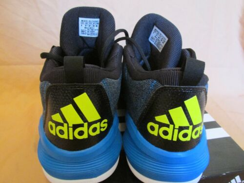 Adidas Lgtsca 2.5 Active Blau & Neon Herren Basketball Turnschuhe AQ8597