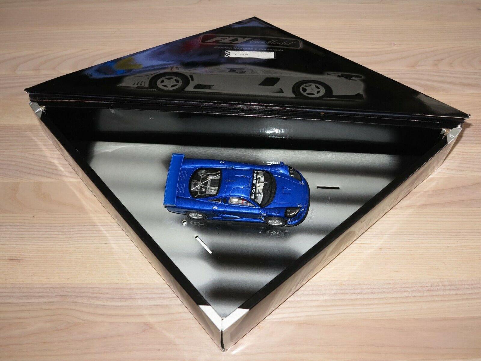 Fly Saleen S7r 1 3 2 Slotcar Limitato Box