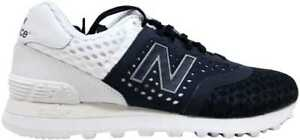 brand new d2777 f0fd3 Details about New Balance 574 Re Engineered Navy/White MTL574MN Men's SZ 5.5