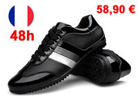 Chaussures De Ville Homme Orfeo Baskets Business Sportswear Look Casual Luxe