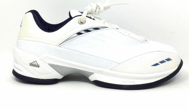 online store 2a1e4 1a4c3 Adidas Mens Vintage Decipher Training Sneaker White Size 7 US Deadstock