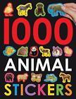 1000 Animal Stickers von Roger Priddy (2010, Taschenbuch)