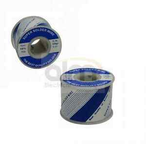 Flux-Core-Solder-Soldering-Wire-Various-Sizes-Lengths-Available-1-2mm-2-0mm