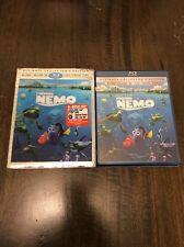 Finding Nemo (Blu-ray/DVD, 2012, 5-Disc Set, Includes Digital Copy 3D)