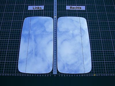 Rétroviseur Extérieur Miroir De Verre Ersatzglas RENAULT MASCOTT À partir de 1999-2010 Li ou RE Sph