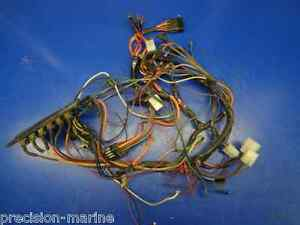 instrument panel wiring harness 1978 bayliner mutiny 1750mu boat image is loading instrument panel wiring harness 1978 bayliner mutiny 1750mu