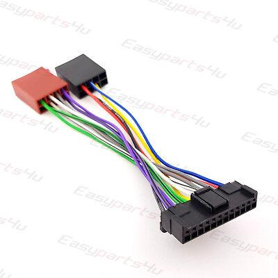 ISO Adapter PIONEER DEH 1730R 1770 1800R 1820R 1900R 1920R 2000MP 2000MPB