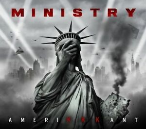 AmeriKKKant-MINISTRY-CD-FREE-SHIPPPING